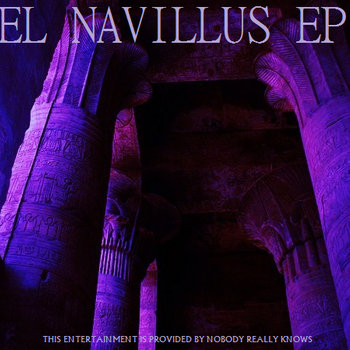 El Navillus EP cover art