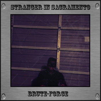 Stranger in Sacramento cover art