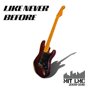 Like Never Before (2009-2010) cover art