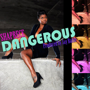 """NEW"" Single: ""Dangerous"" cover art"