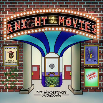 A Night At The Movies cover art