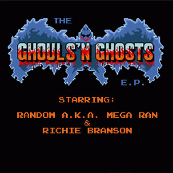 The Ghouls &#39;n Ghosts EP cover art