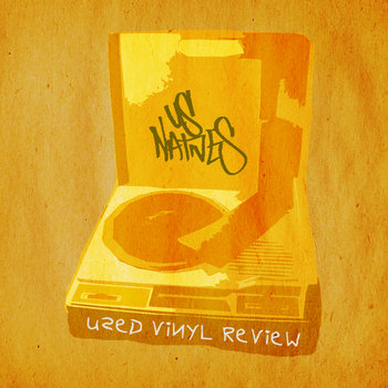 Used Vinyl Review cover art