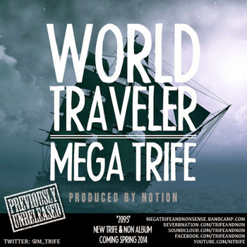World Traveler (prod. Notion) cover art