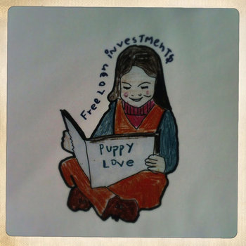 Puppy Love 7&quot; cover art