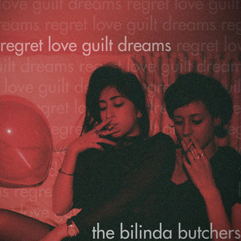 regret, love, guilt, dreams cover art