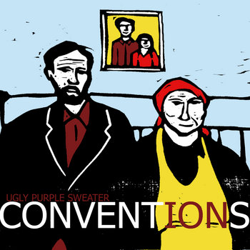 Conventions cover art