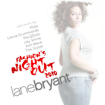 Fashion&#39;s Night Out cover art