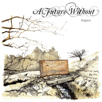 A Future Without - Paper cover art