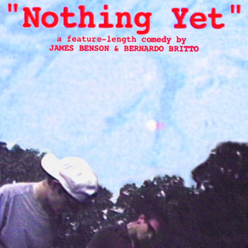 Nothing Yet DVD cover art