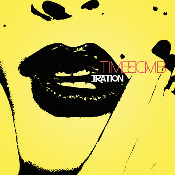 Time Bomb cover art