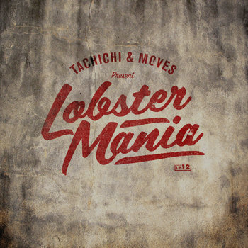 Tachichi & Moves - Lobstermania cover art