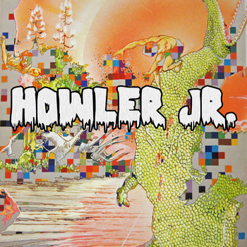 Howler Jr. cover art