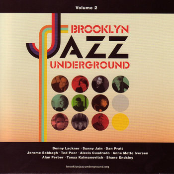 Brooklyn Jazz Underground (Volume 2) cover art