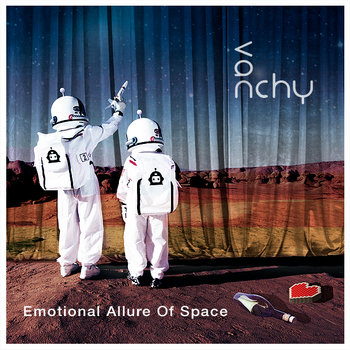 Emotional Allure Of Space (Album) cover art