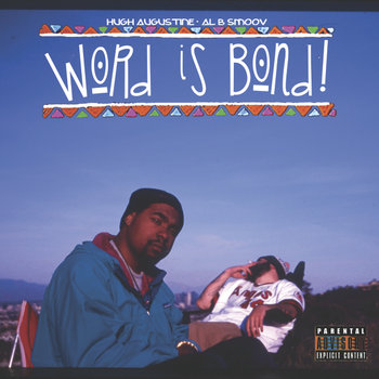 Word Is Bond LP cover art