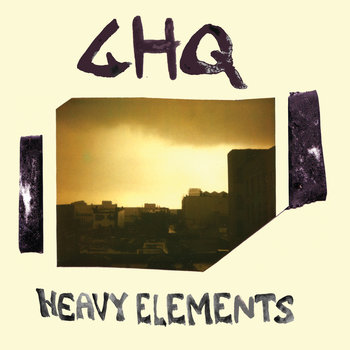 Heavy Elements cover art