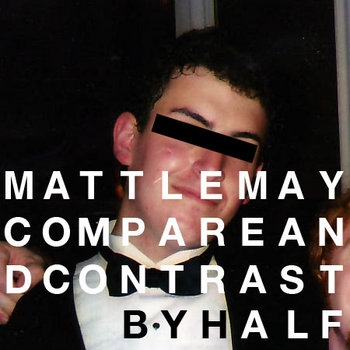 Compare and Contrast b/w By Half cover art