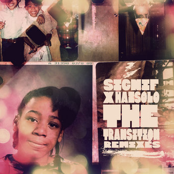 The Transition Remixes cover art