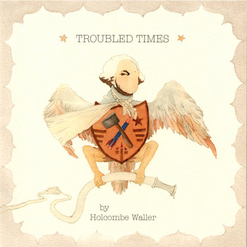 Troubled Times cover art