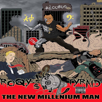 The New Millennium Man cover art