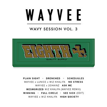 Wavey Sessions Vol. 3 cover art