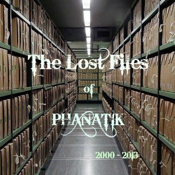 The Lost Files of Phanatik cover art