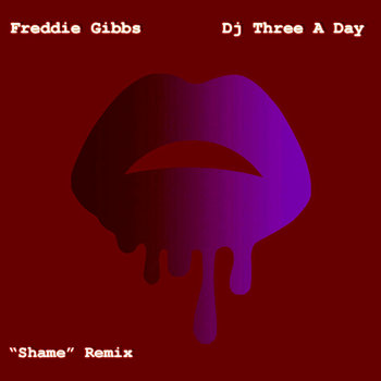 Freddie Gibbs ft. Bj The Chicago Kid &quot;Shame&quot; Remix cover art