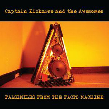 Falsimiles from the Facts Machine EP cover art