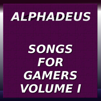 Songs for Gamers Volume I cover art