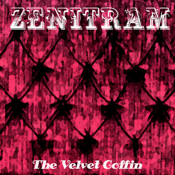 The Velvet Coffin cover art
