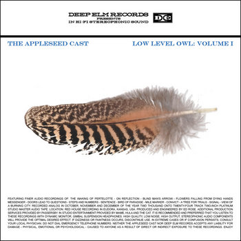 Low Level Owl, Vol. 1 cover art