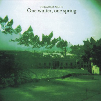 One winter, one spring cover art