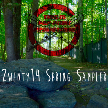 2014 Spring Sampler cover art