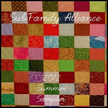 S/F/A Summer Sampler cover art