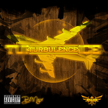 Turbulence EP cover art