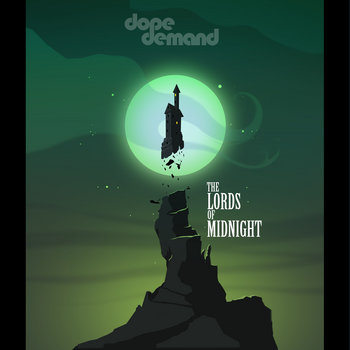 The Lords Of Midnight cover art