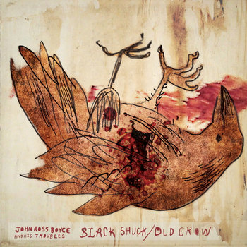 Black Shuck/Old Crow cover art