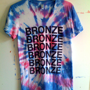 BRONZE T-Shirts cover art