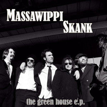 the green house E.P. cover art