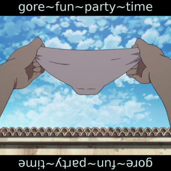 gore~fun~party~time cover art