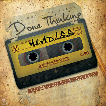 Done Thinking cover art