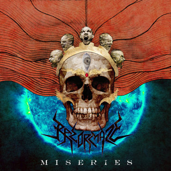Miseries cover art