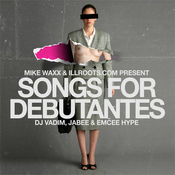 Songs For Debutantes (ALBUM) cover art