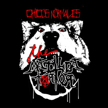 Chicos Normales EP cover art