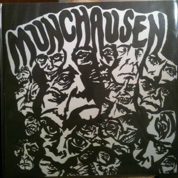 MUNCHAUSEN cover art