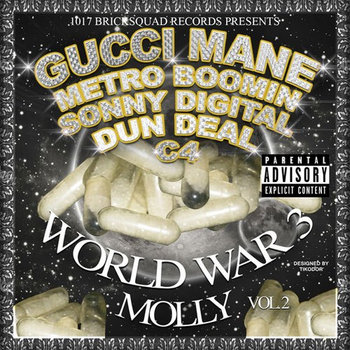 World War 3: Molly cover art