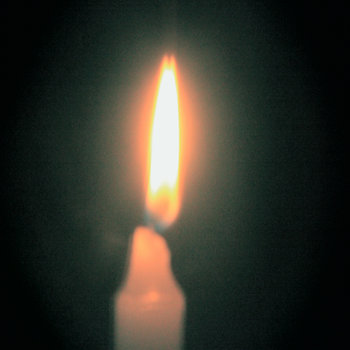 candle (flicker) cover art
