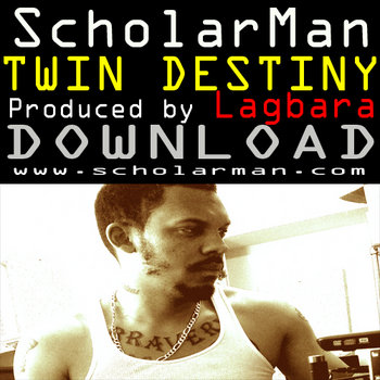 Twin Destiny (Produced by Lagbara) cover art