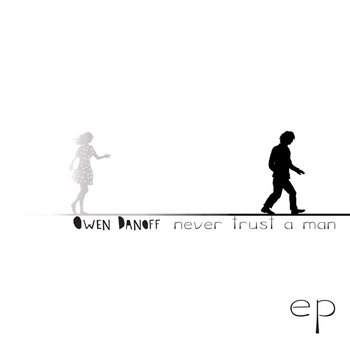 Never Trust a Man EP cover art